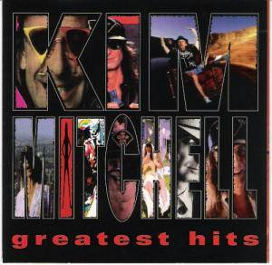 Kim Mitchell: Greatest Hits - Cover