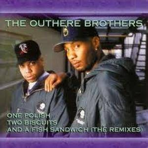 Cover - Outhere Brothers, The: 1 Polish 2 Biscuits & A Fish Sandwich