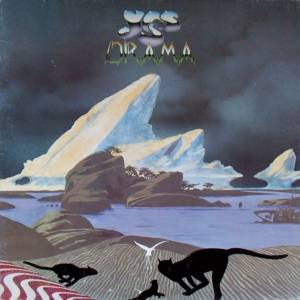 Yes: Drama (LP) - Bild 1