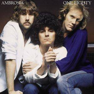 Ambrosia: One Eighty - Cover