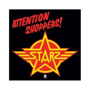 Starz: Attention Shoppers! - Cover