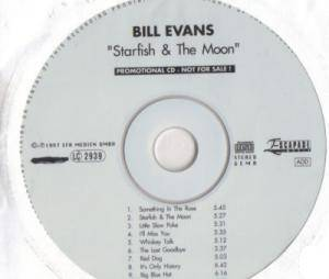 Cover - Bill Evans: Starfish And The Moon