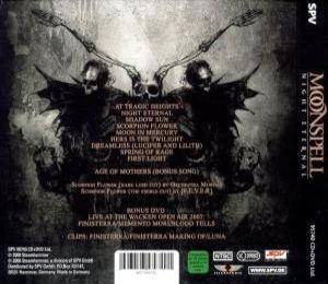 Moonspell: Night Eternal (CD + DVD) - Bild 2