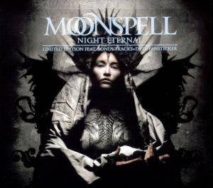 Moonspell: Night Eternal (CD + DVD) - Bild 1