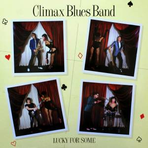 Climax Blues Band: Lucky For Some - Cover