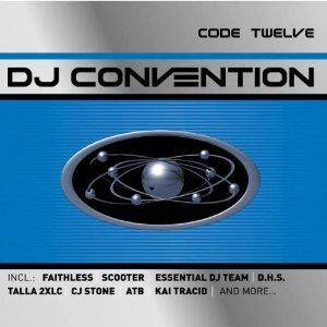 DJ Convention Code Twelve - Cover