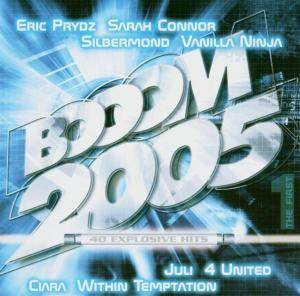 Cover - Global Deejays: Booom 2005