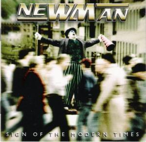 Newman: Sign Of The Modern Times - Cover