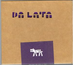 Da Lata Remixes - Cover
