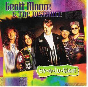 Cover - Geoff Moore And The Distance: Evolution