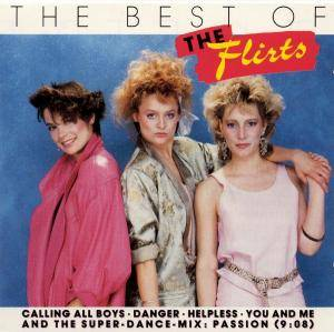 The Flirts: Best Of The Flirts, The - Cover