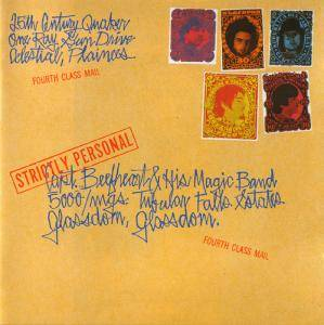 Cover - Captain Beefheart And His Magic Band: Strictly Personal