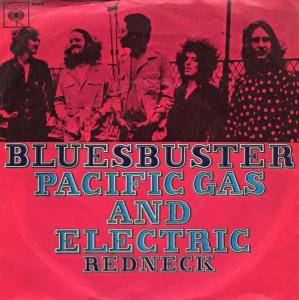 Cover - Pacific Gas & Electric: Bluesbuster