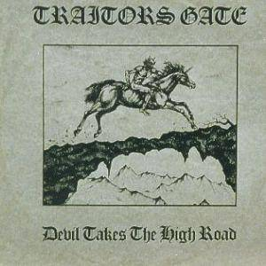 Traitors Gate: Devil Takes The High Road - Cover