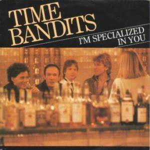 Cover - Time Bandits: I'm Specialized In You
