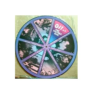 Oi!..The Picture Disc - Cover