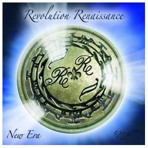 Revolution Renaissance: New Era - Cover