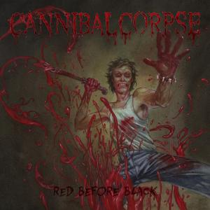 Cannibal Corpse: Red Before Black - Cover