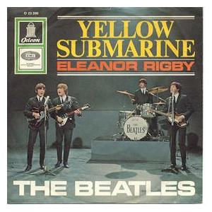 Beatles, The: Yellow Submarine - Cover