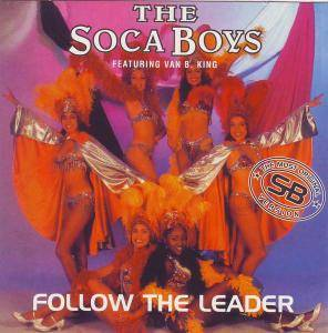 Cover - Soca Boys, The: Follow The Leader