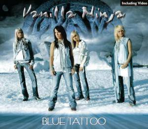 Cover - Vanilla Ninja: Blue Tattoo