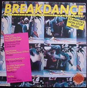 Cover - C.O.D.: Breakdance