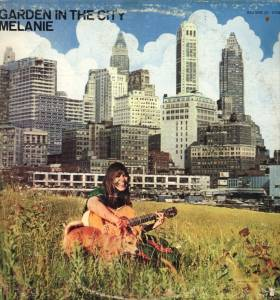 Cover - Melanie: Garden In The City