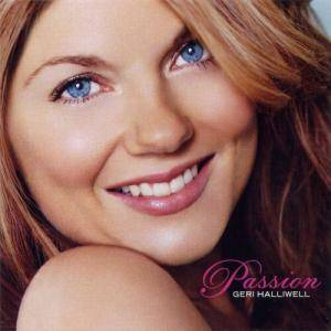 Cover - Geri Halliwell: Passion