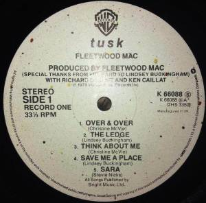 Fleetwood Mac: Tusk (2-LP) - Bild 3
