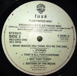 Fleetwood Mac: Tusk (2-LP) - Bild 4
