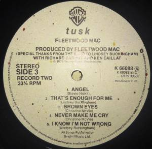 Fleetwood Mac: Tusk (2-LP) - Bild 7