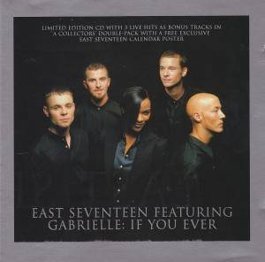 Cover - East 17 Feat. Gabrielle: If You Ever
