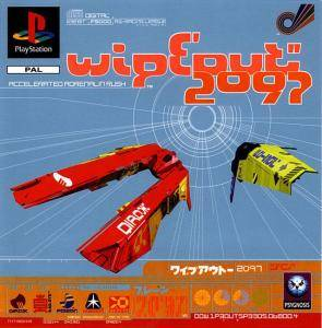 Cover - Cold Storage: Wipeout 2097