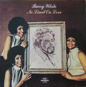 Cover - Barry White: No Limit On Love