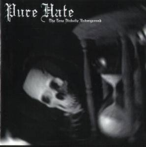 Cover - Eternal Frost: Pure Hate - The True Diabolic Underground