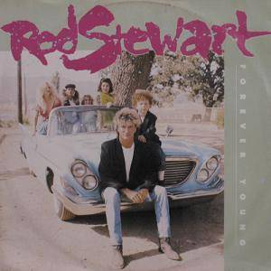 Rod Stewart: Forever Young - Cover