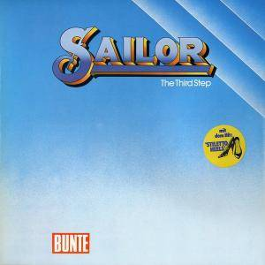 Sailor: Third Step, The - Cover