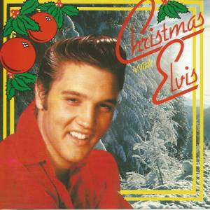 Elvis Presley: Christmas With Elvis - Cover