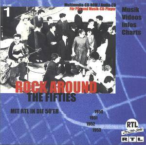 Cover - Little Anthony: Rock Around The Fifties Vol. 1