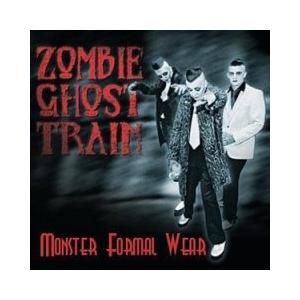 Zombie Ghost Train: Monster Formal Wear - Cover