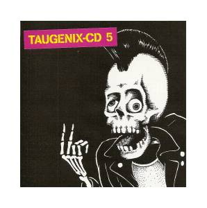 Taugenix CD 05 - Cover