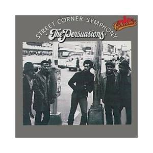 Cover - Persuasions, The: Street Corner Symphony