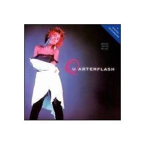 Quarterflash: Back Into Blue - Cover