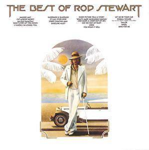 Rod Stewart: Best Of Rod Stewart (Mercury), The - Cover