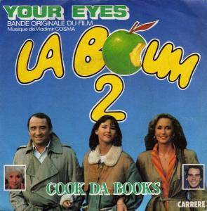 Cook Da Books: Your Eyes - Cover