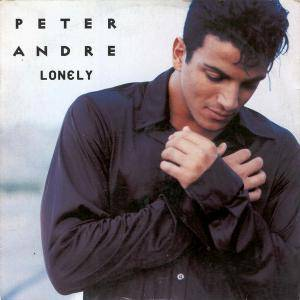 Cover - Peter André: Lonely