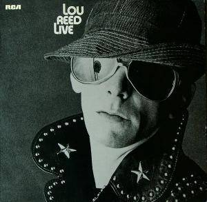 Lou Reed: Live - Cover