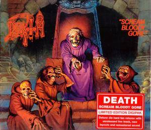 Death: Scream Bloody Gore (CD) - Bild 1