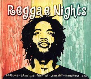 Cover - Cimarons, The: Reggae Nights