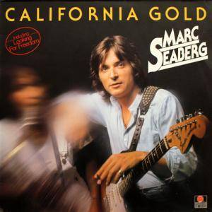 Cover - Marc Seaberg: California Gold